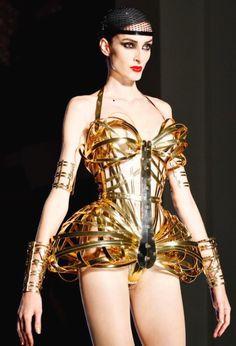 notordinaryfashion:  Jean Paul Gaultier Haute Couture Spring...