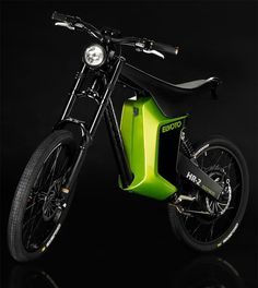 Elmoto Electric Bike
