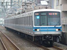 東京メトロ東西線 快速 中野行き1 05系LED