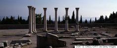 Asclepion of Ancient Epidaurus Argolis Peloponnese Ancient Beauty, Greek, Greece