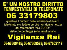 .: QUESTI LI PAGHIAMO NOI, CITTADINI ITALIANI, E PER ...