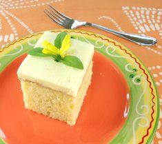 More sweet summer dessert inspiration...love this Orange Blossom Sheet Cake from @Mary Bergfeld's One Perfect Bite.
