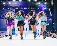 Little Mix Summertime Ball 2015