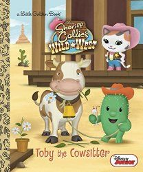 Sheriff Callie's Wild West Party Favors... A book makes an excellent party favor and kids can read it over and over again.  This is a brand new item!