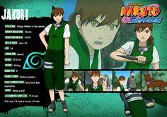 naruto characters profiles   Naruto profile - Jakuri Hitori by Hitaru-fan