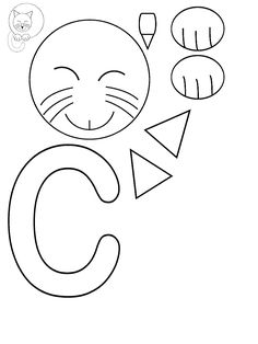 Crafts,Actvities and Worksheets for Preschool,Toddler and Kindergarten.Lots of worksheets and coloring pages. Preschool Rules, Preschool Worksheets, Preschool Activities, Letter D Crafts, Alphabet Crafts, Kirigami, Abc Coloring Pages, Kids Daycare, Printable Activities For Kids