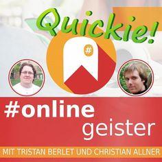 Podcasthinweis: Was ist Snapchat: Snap-Chat mit dem Profi Jochen Hencke  #Onlinegeister Quickie (Snapchat-Podcast) http://schrift-architekt.de/podcasthinweis-was-ist-snapchat-snap-chat-mit-dem-profi-jochen-hencke-onlinegeister-quickie-snapchat-podcast/?utm_source=dlvr.it&utm_medium=facebook Quellen im Artikel. https://www.facebook.com/schriftarchitekt/photos/a.193418384046854.55325.171888942866465/1141495972572419/?type=3