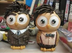 Doctor Whooooooos by ~EatToast on deviantART