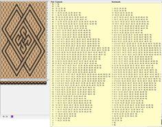 56 tarjetas, 4 colores, completa dibujo en 56 movimientos // sed_204༺❁