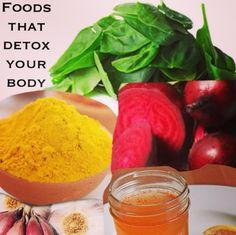 Smoothies met rucola, thee met kurkuma, citroen met cayennepeper... Detoxen is easy!