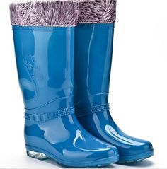 29.95$  Watch now - https://alitems.com/g/1e8d114494b01f4c715516525dc3e8/?i=5&ulp=https%3A%2F%2Fwww.aliexpress.com%2Fitem%2FBrand-Design-Women-Rain-Boots-Candy-Color-Rubber-Boots-Soft-Leather-Waterproof-Women-Rubber-Rainboots-big%2F32565773348.html - Botas De Agua Mujer Women Rain Boots Candy Color Boots Soft leather Waterproof Rubber Rainboots big size