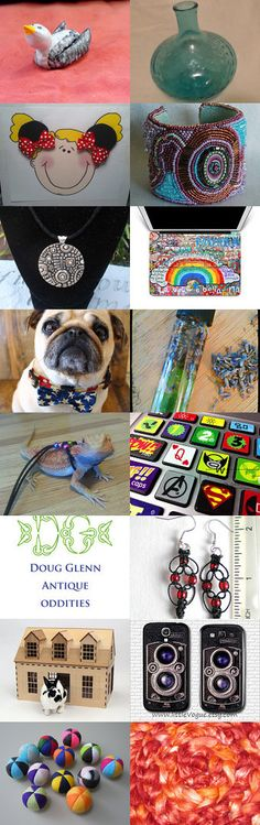 A Real Mixed Bag! by Nancy Goldstein on Etsy--Pinned with TreasuryPin.com  #giftideas