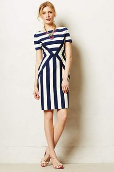Meeting Point Dress - anthropologie.com