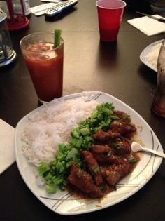 PF Chang's copycat Mongolian Beef. Amazing!!!! Just as good as takeout
