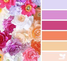 Flora Dream via @designseeds