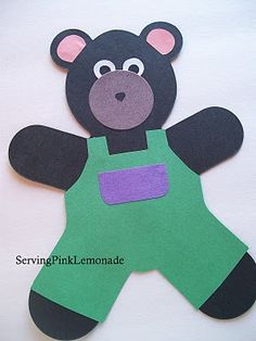 Serving Pink Lemonade: Search results for Teddy bear Teddy Bear Crafts, Teddy Bear Day, Fall Preschool, Preschool Activities, Letter Activities, Corduroy Activities, Corduroy Bear, Puppet Patterns, Bear Patterns