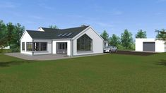 Detached Dwellinghouse with Domestic Garage in Co. Sligo –