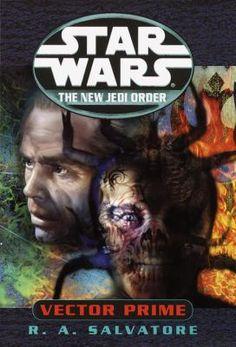 """Recordemos a R.A. Salvatore (20 de enero de 1959) escritor estadounidense de fantasía y ciencia-ficción conocido por sus novelas: """"Reinos Olvidados"""", """"La guerra de las galaxias"""" y """"Guerras demoníacas"""". Para la saga de Star Wars ha escrito """"Vector Prime"""", """"The new Jedi Order 1,2 & 3"""" (con Michael Stackpole) y """"Attack of the Clones"""", la cual es parte de la Trilogía de la precuela escrita en conjunto con Terry Brooks y Matthew Stover."""