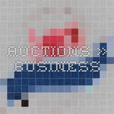 Auctions » Business