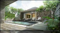 Private Villa//arcdesign//Bali//2016//www.cartprojectindonesia.com