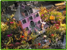 Fairies and gnomes live here