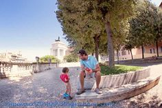 #vacation #photographer #rome  #travel #family #piazza #cafferelli