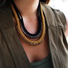 Box Braided NecklaceFree Diy Jewelry Projects | Learn how to make jewelry - beads.us