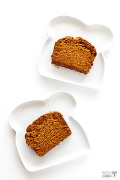 coconut oil pumpkin bread. seriously, some of the best pumpkin bread i've ever had.