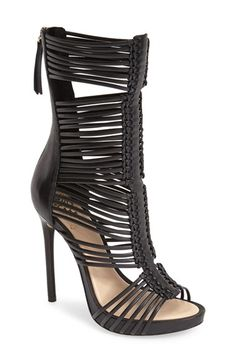 171b4bfa5fc Vince Camuto  Barbara  Strappy Caged Leather Sandal (Women) available at   Nordstrom