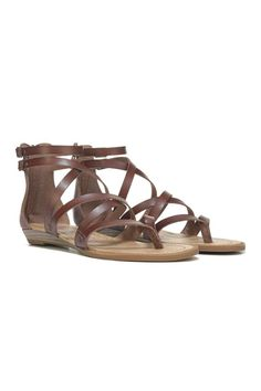 15dae0b4b These blowfish bungalow brown sandals are a definite must have for this  summer. With the gladiator style
