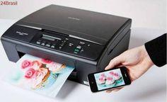 Aprenda a bloquear a sua impressora com senha