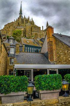 Mont-Saint-Michel by CHRIS TAYLOR / 500px