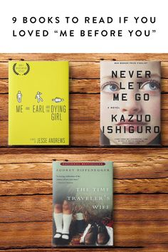 If you cried your way through Me Before You and would like to recreate that sad-yet-satisfying feeling, you need these books on your radar.