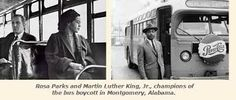 How great of an impact do you think Rosa Parks had on the Montgomery Bus Boycott? Do you actually believe her reason for refusing her seat to a white man was due to the fact that she was tired or was it an intentional act of rebellion? Do you believe her contribution to the march to be greater than that of Dr. King? How big of a role did the Women's Political Council play in the march?