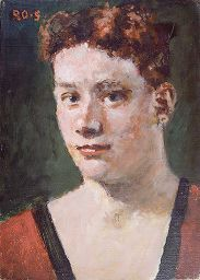 Denman Waldo Ross, Portrait of a Young Man in a Red Robe, 19th-20th century, Harvard Art Museum/Fogg Museum.