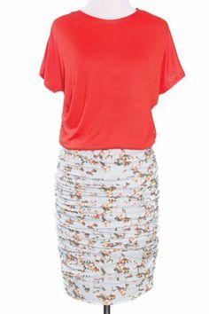 Indiesew.com | Senna Dress sewing pattern by Lindsay Woodward Patterns - $11.00