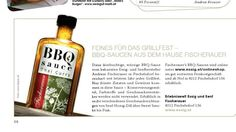 von Via Airportjournal 02 2015 Bbq, Pure Leaf Tea, Pure Products, Drinks, Bottle, Food, Vinegar, Mustard, Fish