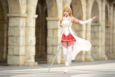 JJeris(最最☆JJ) Asuna Cosplay Photo