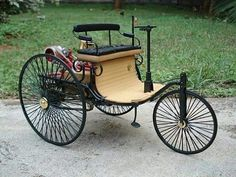 1896 Benz Motorwagen