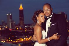 Brides Café . The BEST place to find African American brides.           Real Atlanta Wedding - Katrina and Keinon