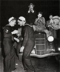 Weegee, There Was Dancing, 1945