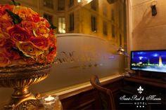 PARIS I Hôtel Saint-Paul Le Marais  > The lobby - Internet free access