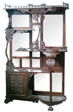 etagere - like the leaf detail