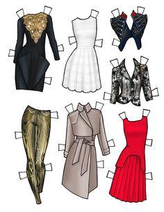 11......style sequel doll wardrobe 2..................................................