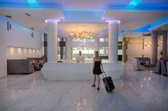 Reception area  hotel Georgioupolis Resort
