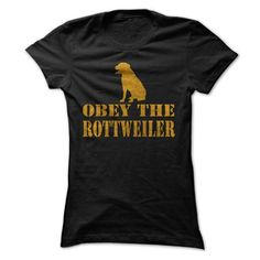 OBEY THE ROTTWEILER T-SHIRTS, HOODIES, SWEATSHIRT (19$ ==► Shopping Now)