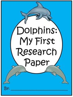 dolphin research paper topics