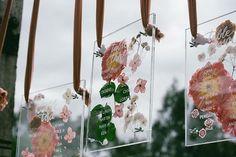Sheer Delight – Acrylic Wedding Decor Details