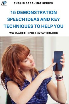 Would you love to know how to deliver an amazing demonstration speech? Here's a list of awesome 15 demonstration speech tips you can use to do just that.  #demonstrationspeech #demonstrativespeech #demonstrationspeechtips #publicspeakingtips