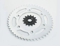 2011 2012 2013 2014 KTM 300 XC-W 300 14 Tooth Front And 48 Tooth Rear Sprocket